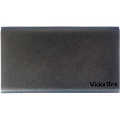 VisionTek mSATA Mini USB 3.0 Bus-Powered SSD Enclosure 900696