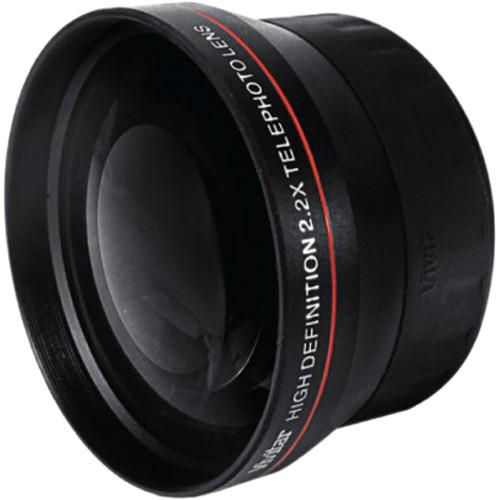 Vivitar 52mm 2.2x Telephoto Attachment Lens V-52T