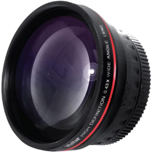 Vivitar 58mm 0.43x Wide Angle Attachment Lens V-58W