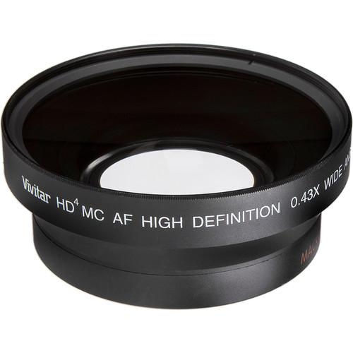 Vivitar 67mm 0.43x Wide Angle Attachment Lens VIV-67W