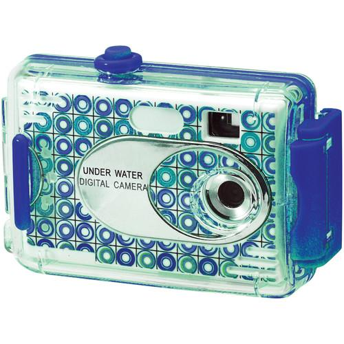 User Manual Vivitar Aquashot Underwater Digital Camera 26693 Blue Km