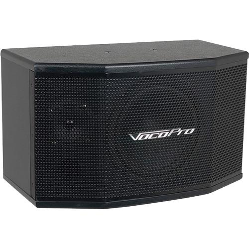 VocoPro PV-400 Professional Powered Karaoke/Vocal Speaker PV-400