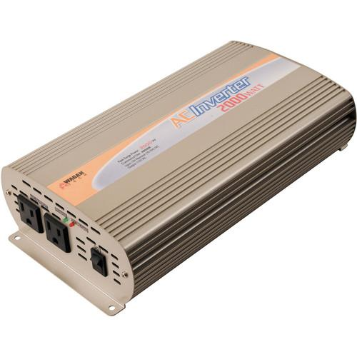 WAGAN Slim Line 2,000W Continuous Power Inverter 2482