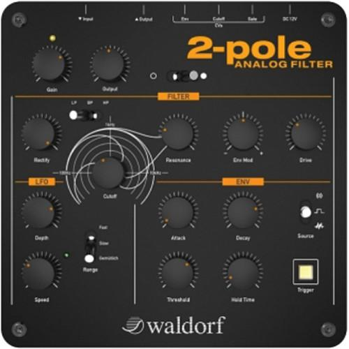 Waldorf  2-Pole Analog Filter WDF-2PO-1