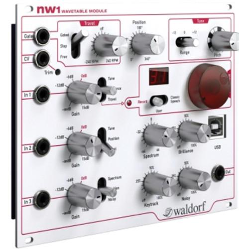 Waldorf nw1 Wavetable Module for Eurorack WDF-NW1-1