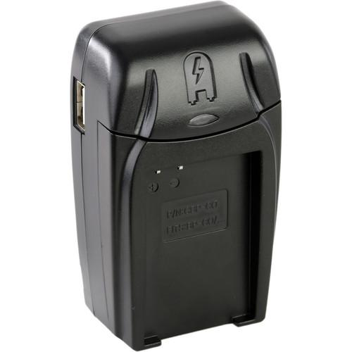 Watson Compact AC/DC Charger for ContourHD Battery C-5201