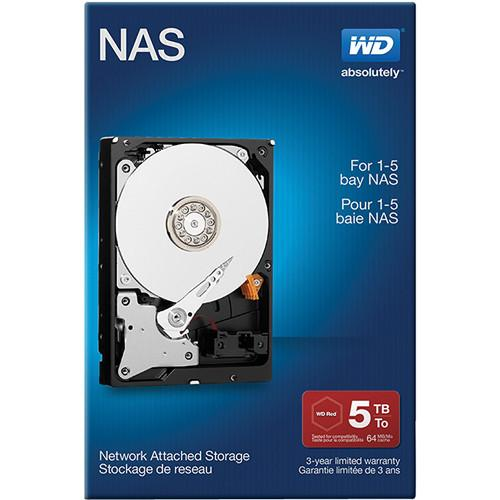 WD  5TB Network HDD Retail Kit WDBMMA0050HNC-NRSN