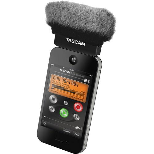 WindTech  MM-53 Mic-Muff for Tascam IM2 MM-53