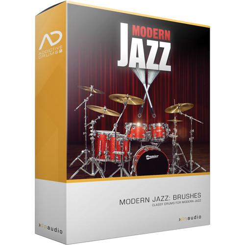 XLN Audio Modern Jazz Brushes AD2 ADPAK - Virtual Drum XLN1052