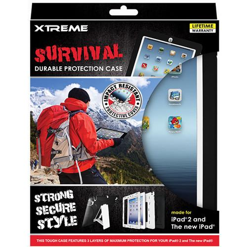 Xtreme Cables Survival Durable Protection Case for iPad 51293