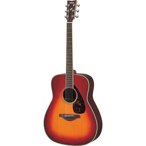Yamaha FG730S Solid-Top Acoustic Guitar FG730S VCS