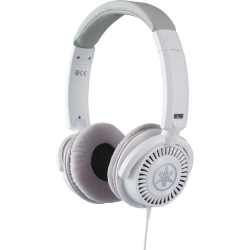 Yamaha HPH-150WH Open-Air Stereo Headphones (White) HPH-150WH