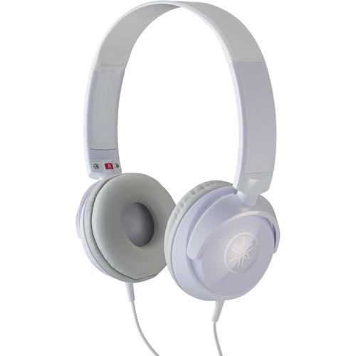 Yamaha HPH-50WH Compact Stereo Headphones (White) HPH-50WH