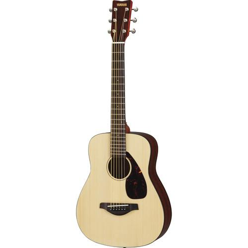Yamaha JR2S Solid-Top 3/4-Size Acoustic Guitar (Natural) JR2S