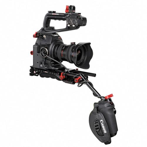 Zacuto Gratical HD EVF Recoil Kit for Canon C100 Z-C100ERGHDB