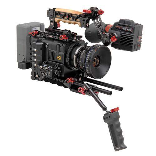 Zacuto Gratical HD EVF Recoil Kit for Sony F5/F55 Z-SERGHDB