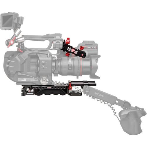 Zacuto Gratical HD EVF Recoil Kit for Sony FS7 Z-S7RGHDB