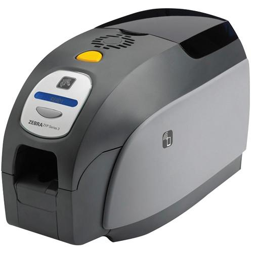Zebra ZXP Series 3 Dual-Sided Card Printer Z32-00000200US00