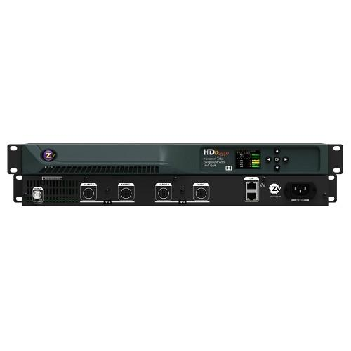 ZeeVee HDB2540DT 4-Channel HD Digital Encoder/Modulator