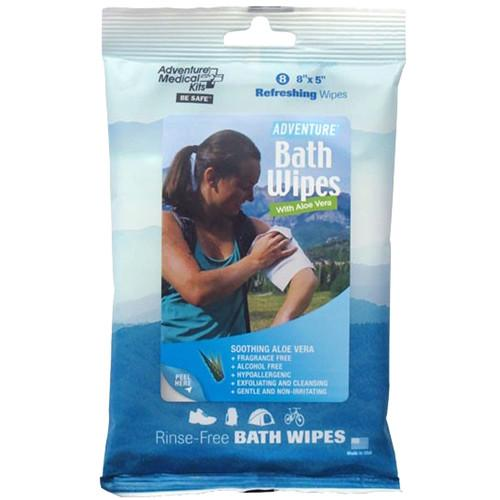 Adventure Medical Kits Adventure Bath Wipes AMK-0170-0304