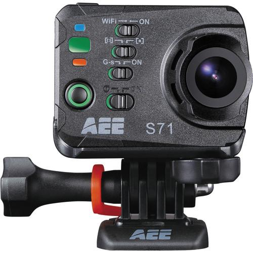 AEE  S71 16MP 4K Wi-Fi Action Camera S71