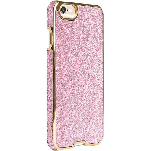 AGENT18 Inlay Case for iPhone 6/6s (Pink Glitter) UA112SI-019