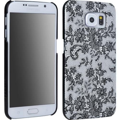 AGENT18 SlimShield Case for Galaxy S6 (Fishnet Lace) US10650-211