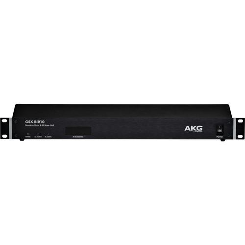 AKG CSX BIR10 10-Channel Breakout Box and Infrared 6500H00160