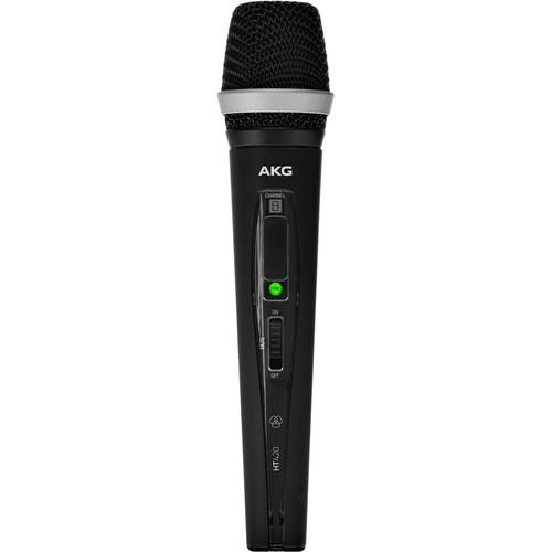 AKG HT420 Professional Wireless Handheld Transmitter 3411X00010