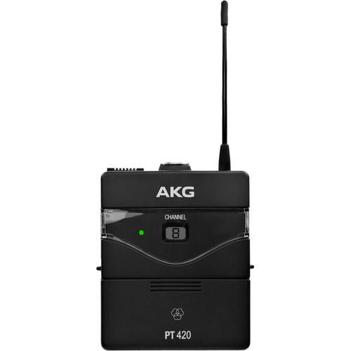 AKG PT420 Wireless Bodypack Transmitter 3412H00090