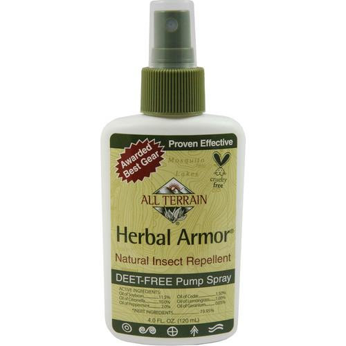 All Terrain Herbal Armor Spray Repellent (4 oz) AT-1003