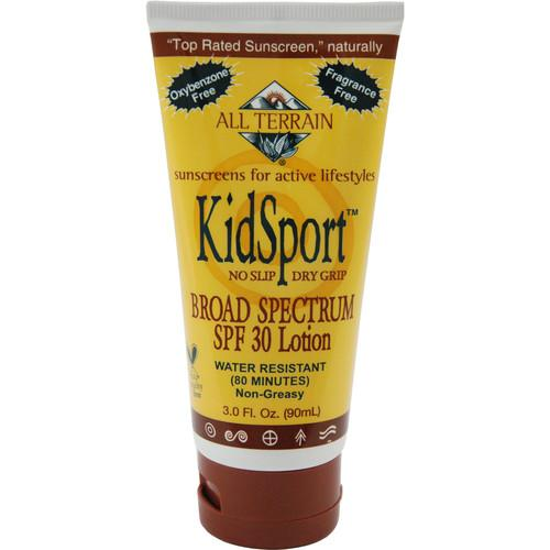 All Terrain KidSport Sunscreen Lotion SPF 30 (3 oz) AT-3051