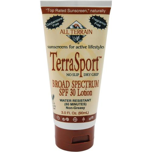 All Terrain Terra Sport Sunscreen Lotion SPF 30  (3 oz) AT-3330