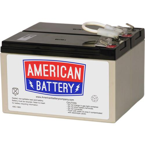 American Battery Company UPS Replacement Battery RBC109 RBC109