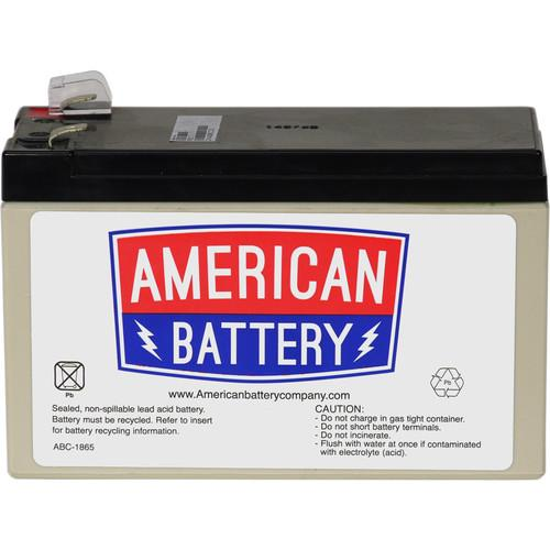 American Battery Company UPS Replacement Battery RBC17 RBC17