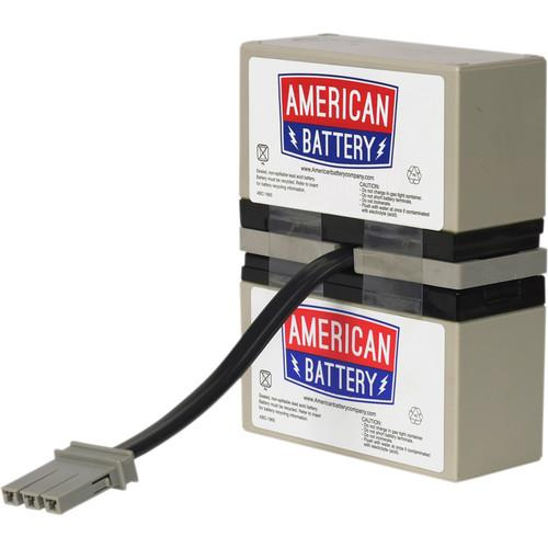 American Battery Company UPS Replacement Battery RBC33 RBC33