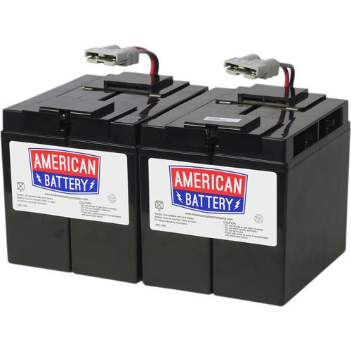 American Battery Company UPS Replacement Battery RBC55 RBC55