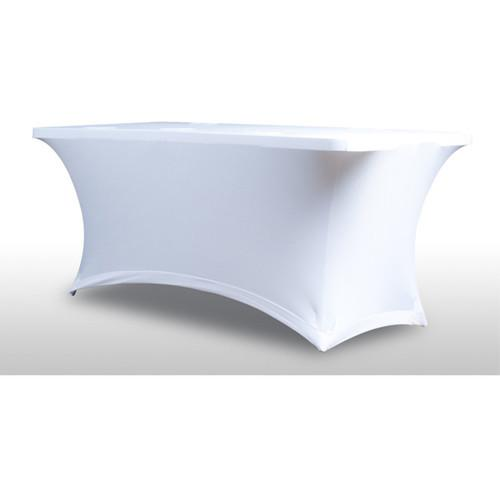 American DJ HD Event Table Scrim (6', White) HD TABLE SCRIM