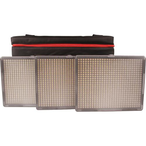 Aputure Amaran 3-Point 2-Spot 1-Flood Daylight HR672KIT-SSW