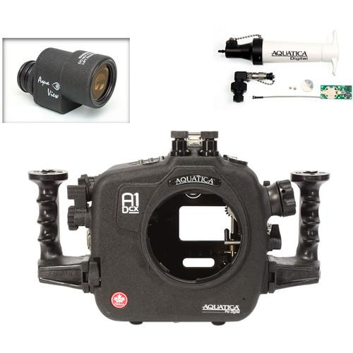 Aquatica A1Dcx Pro Underwater Housing for Canon 20075-NK-VF-VC