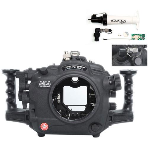 Aquatica AD4 Underwater Housing for Nikon D4 20069-KT-VC