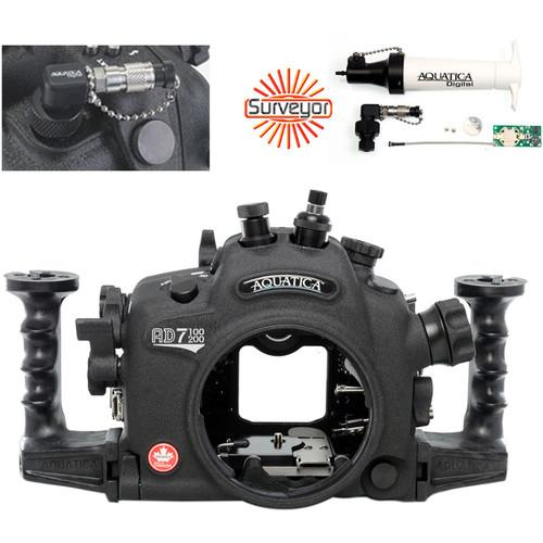Aquatica AD7100 Underwater Housing for Nikon D7100 20073-HYB-VC