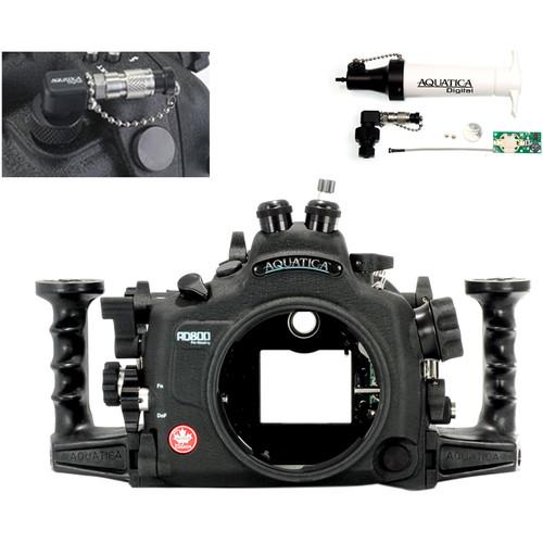 Aquatica AD800 Underwater Housing for Nikon D800 or 20070-OPT-VC