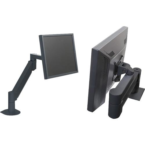 Argosy 7500 Series Monitor Arm for 6 to 21 lb MONITOR ARM-S2-B