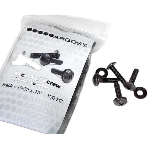 Argosy Rack Rail Screws with Nylon Bushings ACI-RRS-100