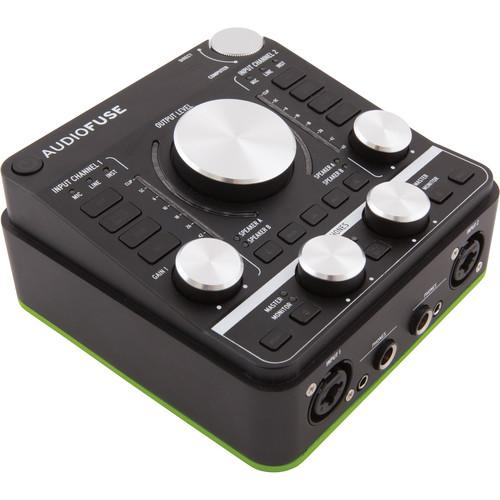 Arturia AudioFuse 14x14 Audio Interface (Black) 810101_B