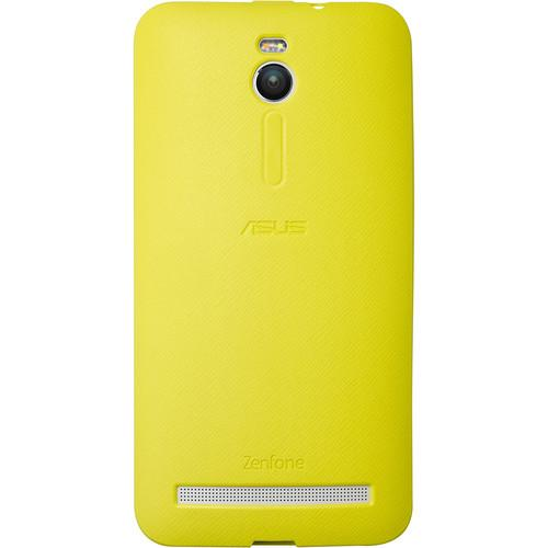 ASUS Bumper Case for ZenFone 2 (Yellow) 90XB00RA-BSL2W0