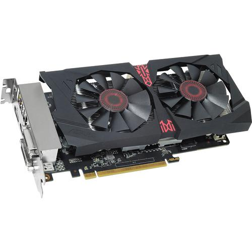 ASUS Strix Radeon R7 370 Gaming STRIX-R7370-DC2OC-2GD5-GA