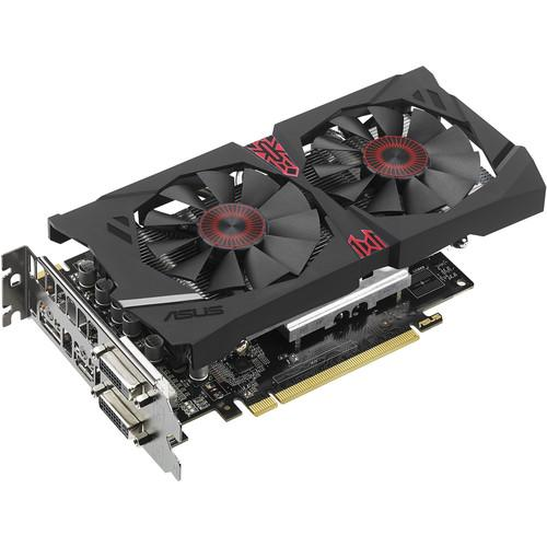 ASUS Strix Radeon R7 370 Gaming STRIX-R7370-DC2OC-4GD5-GA