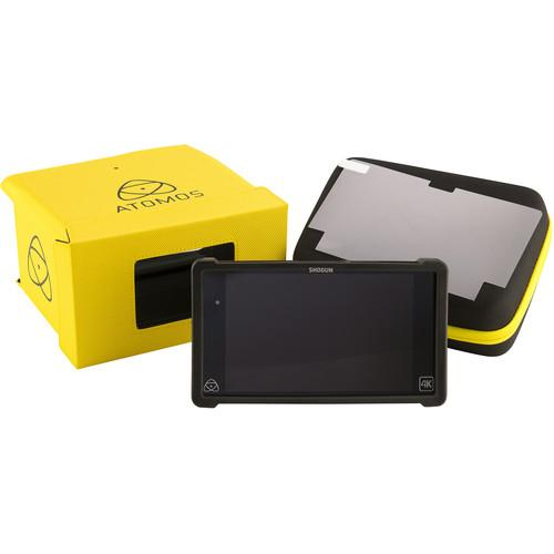 Atomos  Shogun Action Pack (Yellow) ATOMSHAP01